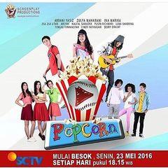 Download Lagu OST Popcorn SCTV - Jatuh Cinta Tak Ada Logika Mp3